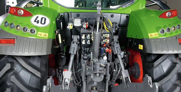 Le categorie del terzo punto per le macchine agricole